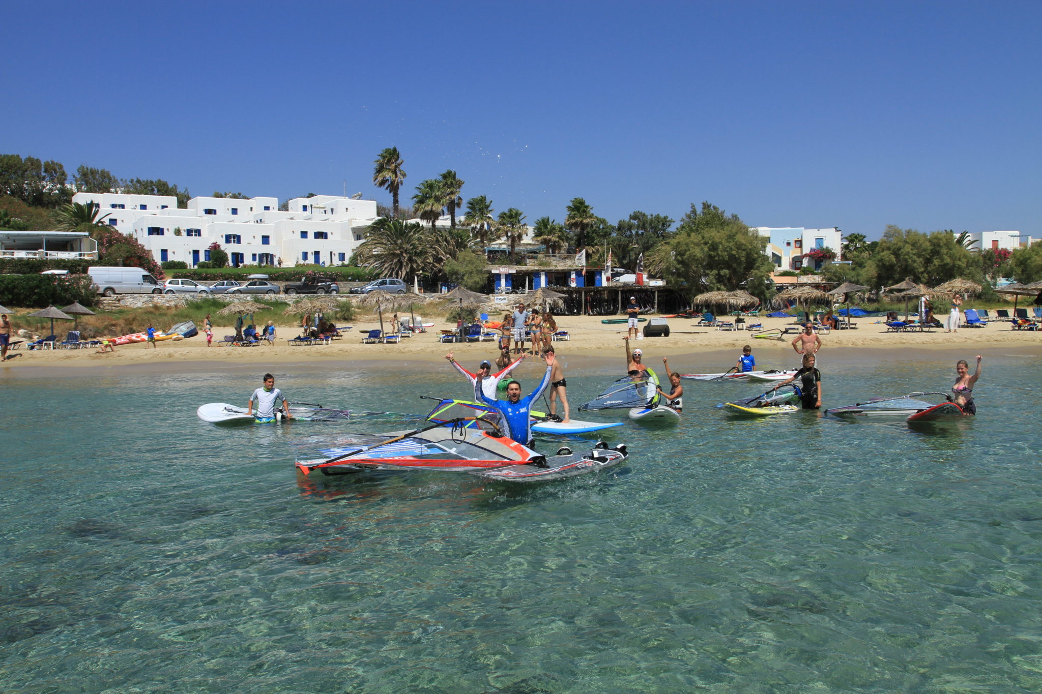 PAROS WINDSURF CENTER