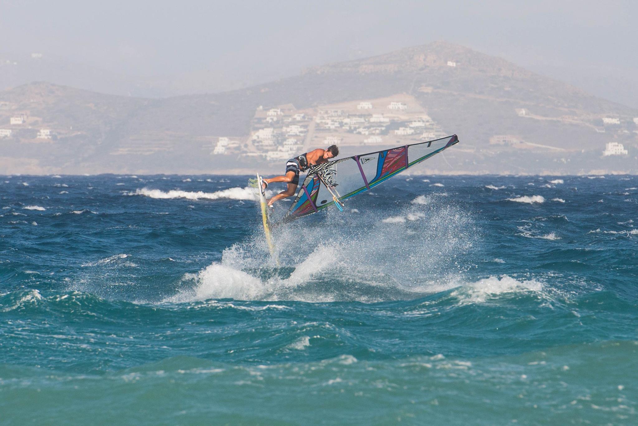 Paros Windsurf Rentals