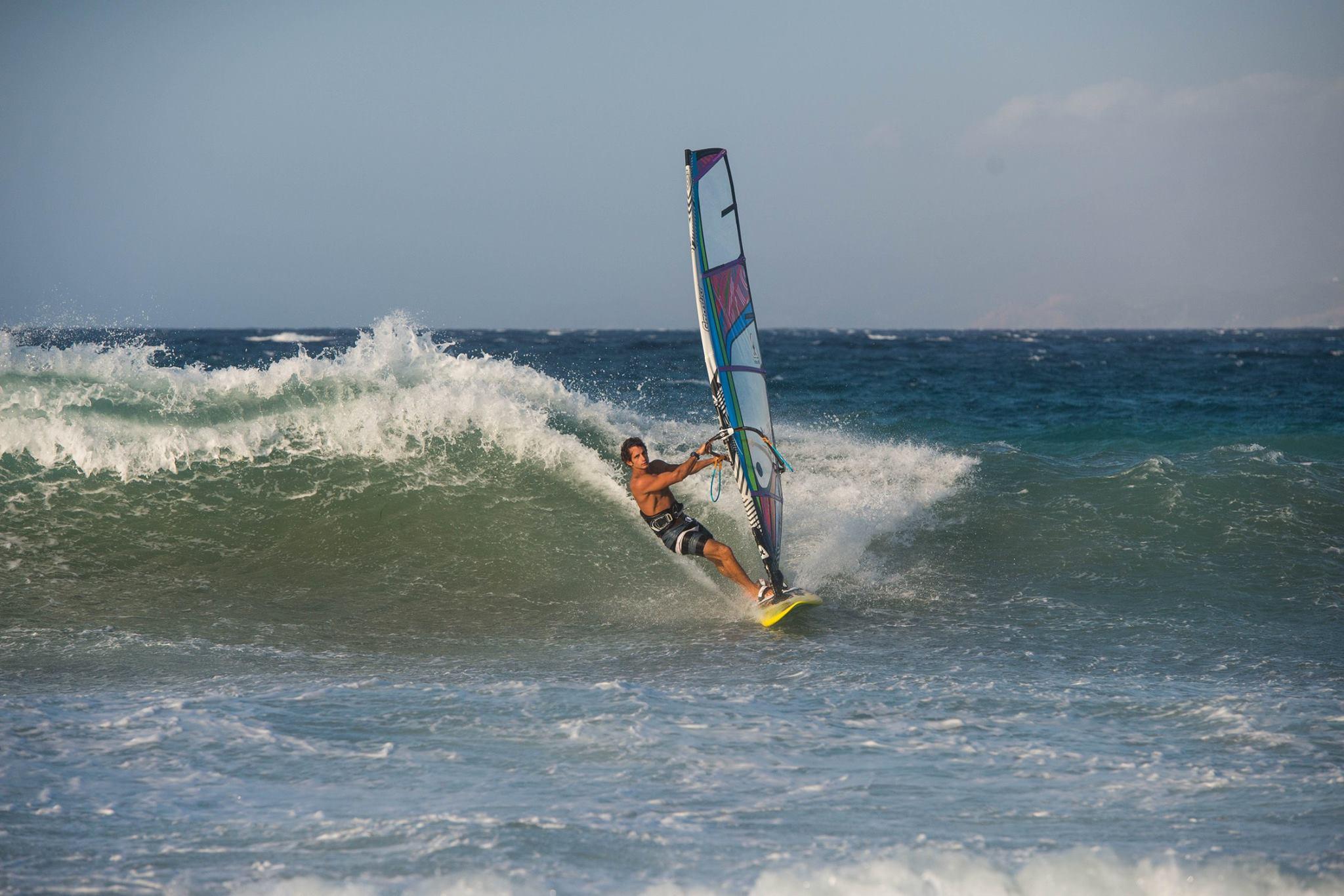 Paros Wave Windsurf