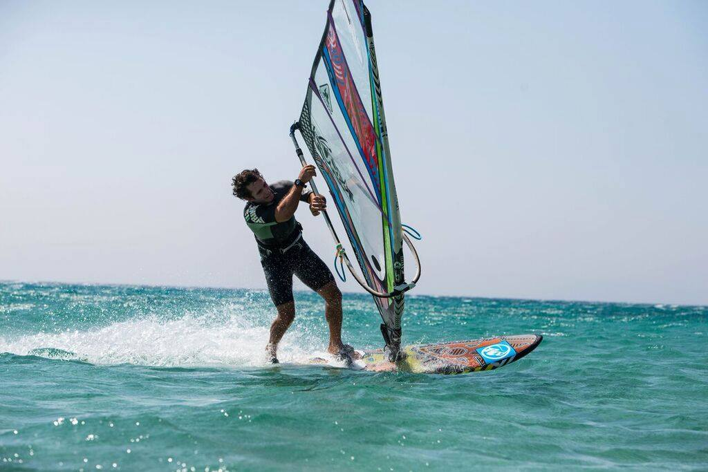 Paros Windsurf Freestyle